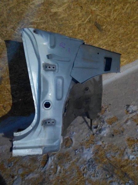 Стойка кузова Toyota Opa ZCT10 1ZZ-FE 2001 передняя правая
