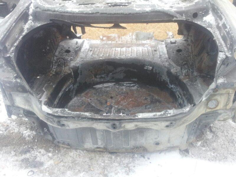 Панель кузова задняя Jaguar Xf CC9 AJ6 2011 задний