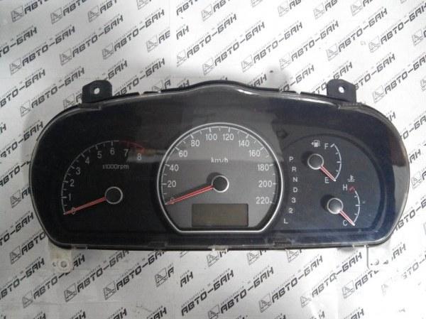 Панель приборов Hyundai Elantra HD G4FC 2008