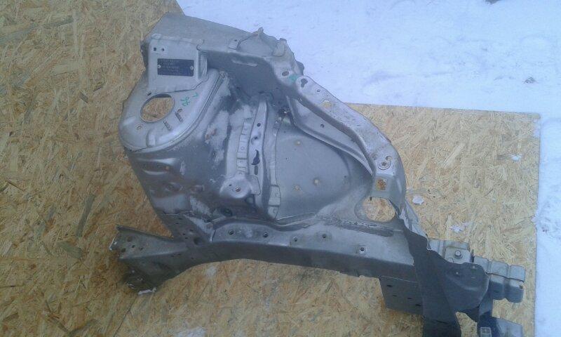 Лонжерон Honda Cr-V RD5 K20A 2005 левый