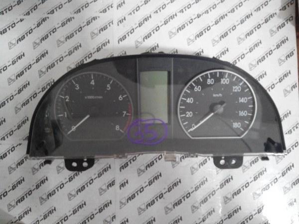 Панель приборов Toyota Allion ZRT265 2ZR-FE 2008
