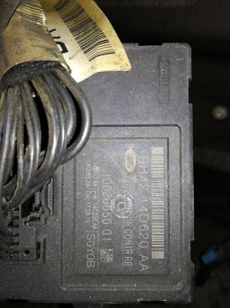 Блок управления дверьми Jaguar Xf CC9 AJ6 2011 задний левый