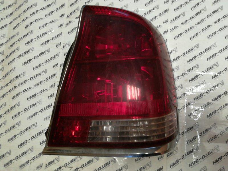 Стоп-сигнал Toyota Crown Majesta UZS171 1UZ-FE задний правый