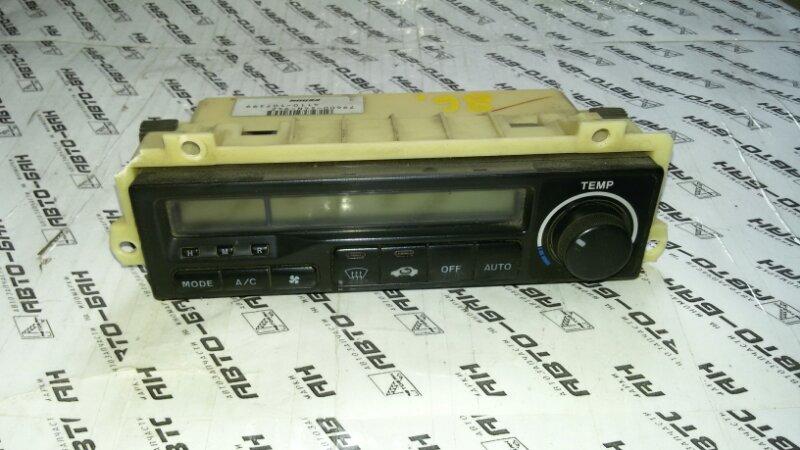 Блок управления климат-контролем Honda Hr-V GH4 D16A 2003