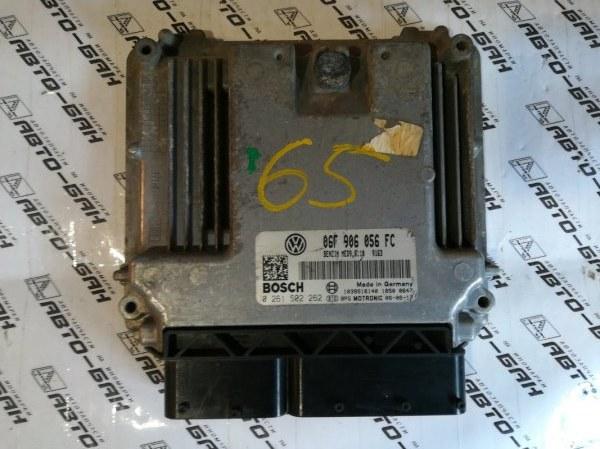 Блок управления двигателем Volkswagen Passat B6 3C2 BVY 2006