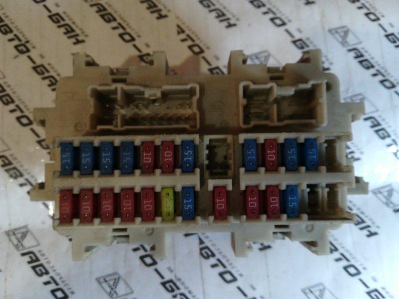 Блок предохранителей Infiniti Fx35 S50 VQ35DE 2004