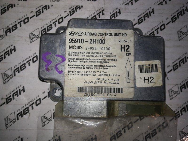 Блок управления аирбаг Hyundai Elantra HD G4FC 2008