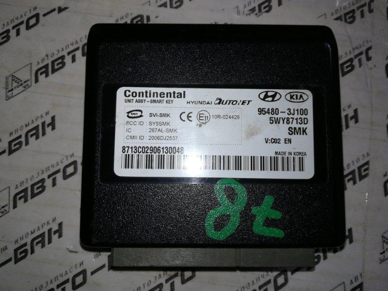 Блок управления центральным замком Hyundai Ix55 EN G6DA 2009