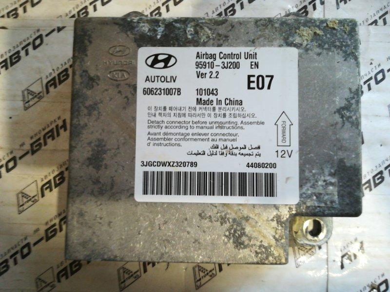 Блок управления аирбаг Hyundai Ix55 EN G6DA 2009