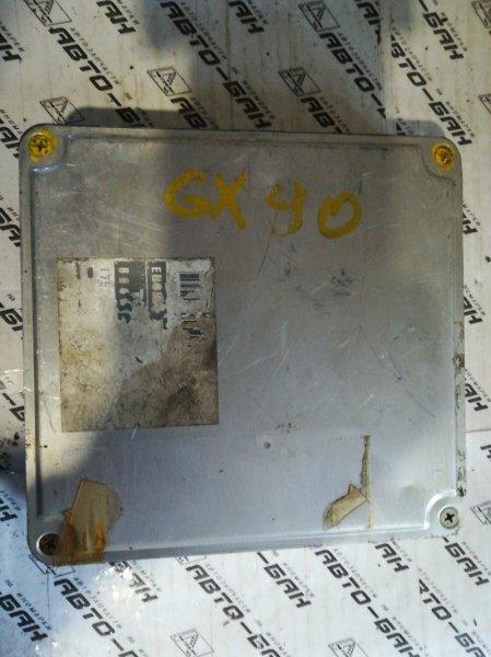 Блок управления двигателем Toyota Mark Ii GX90 1G-FE 1994