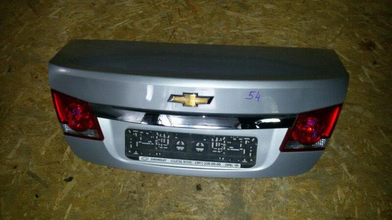 Крышка багажника Chevrolet Cruze J300 F16D3 2011