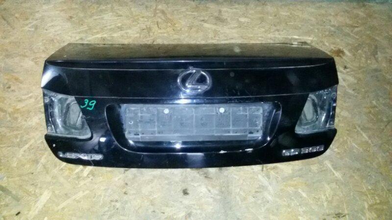Крышка багажника Lexus Gs300 GRS190 3GR-FSE 2005