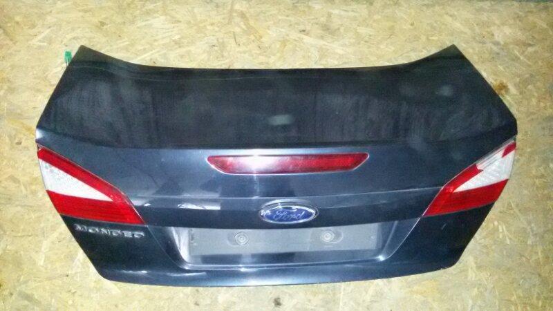 Крышка багажника Ford Mondeo Iv BD AOBA 2009