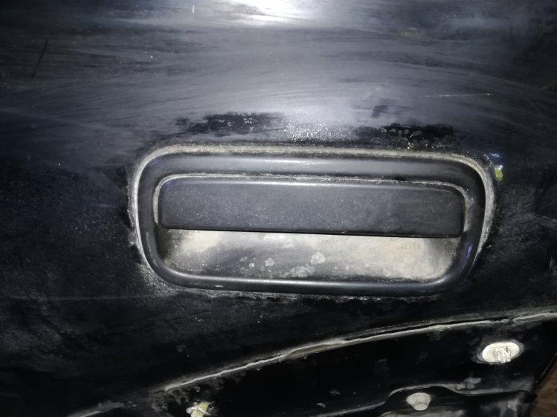 Ручка двери внешняя Toyota Land Cruiser Prado VZJ95W 5VZ-FE 2000 задняя левая