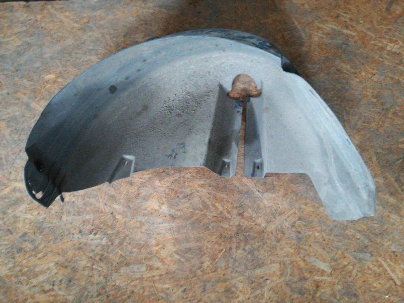 Подкрылок Skoda Fabia MK2 BZG 2008 задний левый