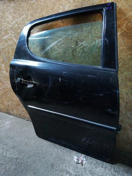 Дверь Peugeot 207 WC ET3J4 2010 задняя правая
