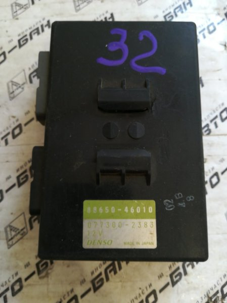 Блок электронный Toyota Raum EXZ10 5E-FE 2000