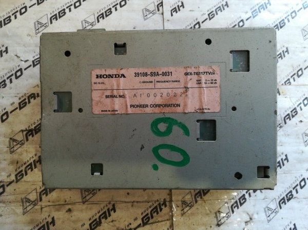 Блок электронный Honda Cr-V RD5 K20A 2001