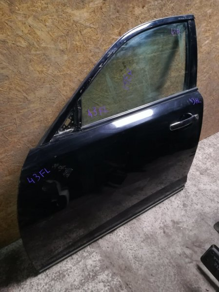Ручка двери внешняя Infiniti Fx35 S50 VQ35DE 2004 передняя левая