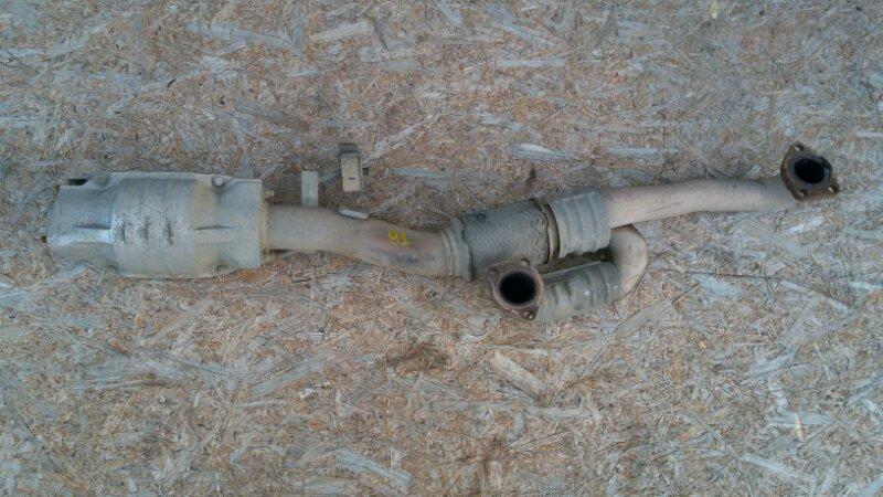 Приемная труба глушителя Honda Inspire UC1 J30A 2003