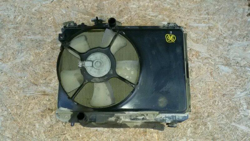 Радиатор двс Suzuki Swift ZC71S K12B 2009
