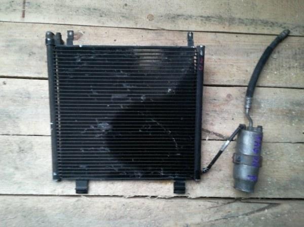 Радиатор кондиционера Suzuki Wagon R MC22