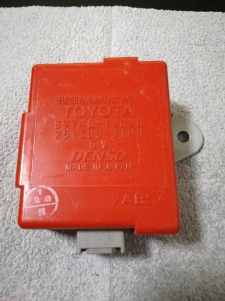 Блок управления дверьми Toyota Corolla Fielder ZZE122 1ZZ-FE 2005