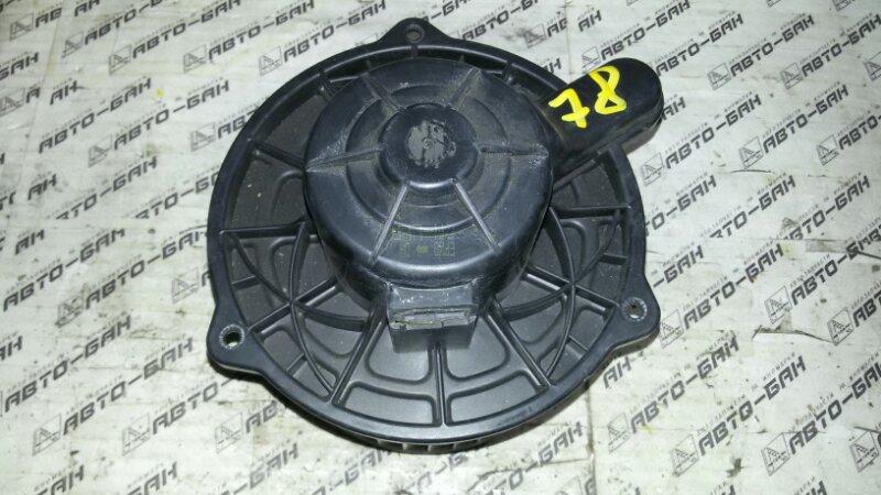 Мотор печки Hyundai Ix55 EN G6DA 2009