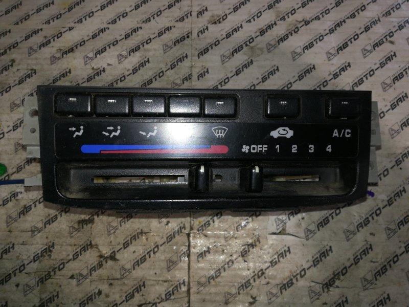 Блок управления климат-контролем Honda Partner EY7 D15B 2002