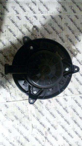 Мотор печки Opel Astra J P10 A16XER 2012
