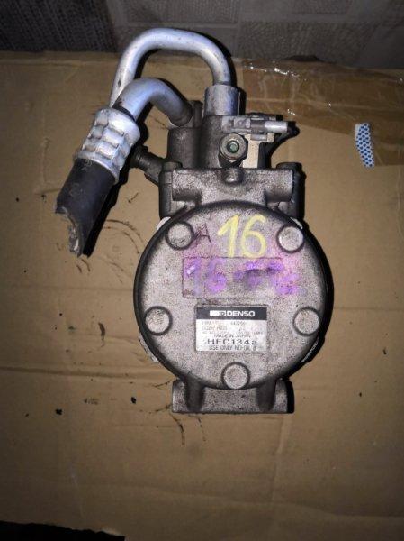 Компрессор кондиционера Hyundai Tucson JM G4GC 2006