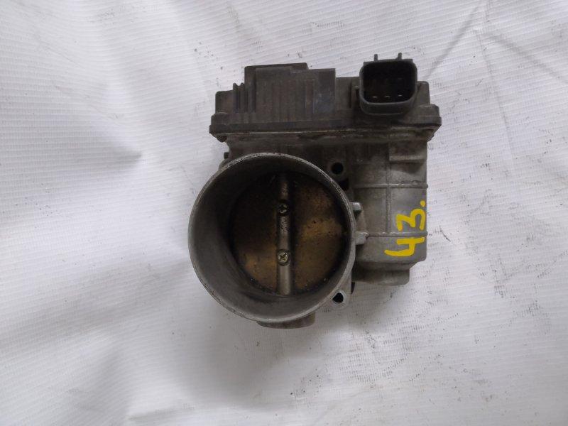Дроссельная заслонка Infiniti Fx35 S50 VQ35DE 2004