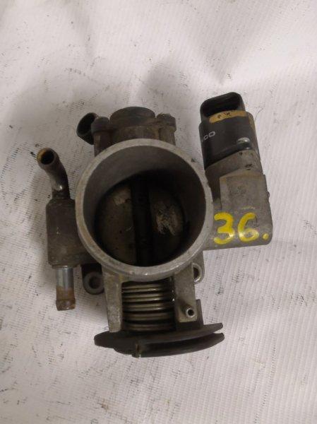 Дроссельная заслонка Chevrolet Aveo T200 F14D3 2007