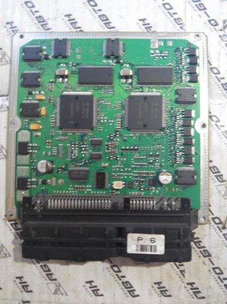 Блок управления двигателем Hyundai Tucson JM G4GC 2006