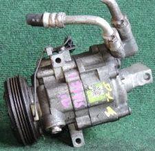 Компрессор кондиционера Suzuki Swift ZC71S K12B 2009
