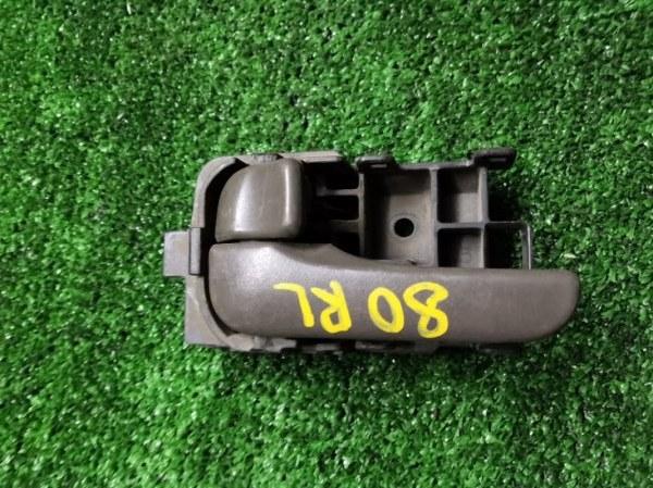 Ручка двери внутренняя Nissan Sunny FB15 QG15 2000 задняя левая