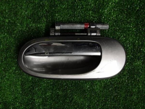 Ручка двери внешняя Nissan Bluebird Sylphy QG10 QG15 2001 передняя левая
