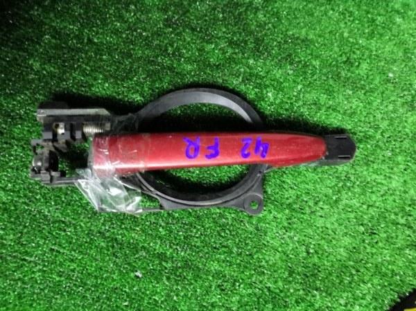 Ручка двери внешняя Mitsubishi Lancer X CY 4A92 2012 передняя правая