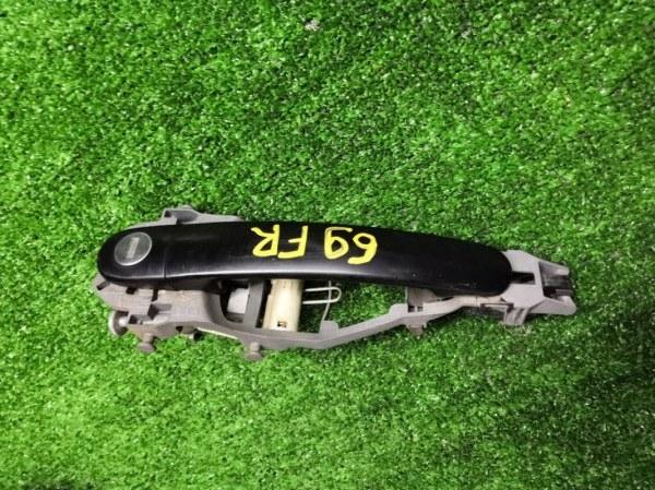 Ручка двери внешняя Skoda Fabia MK2 BZG 2008 передняя правая
