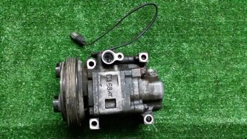 Компрессор кондиционера Mazda Demio DW3W B3 2001