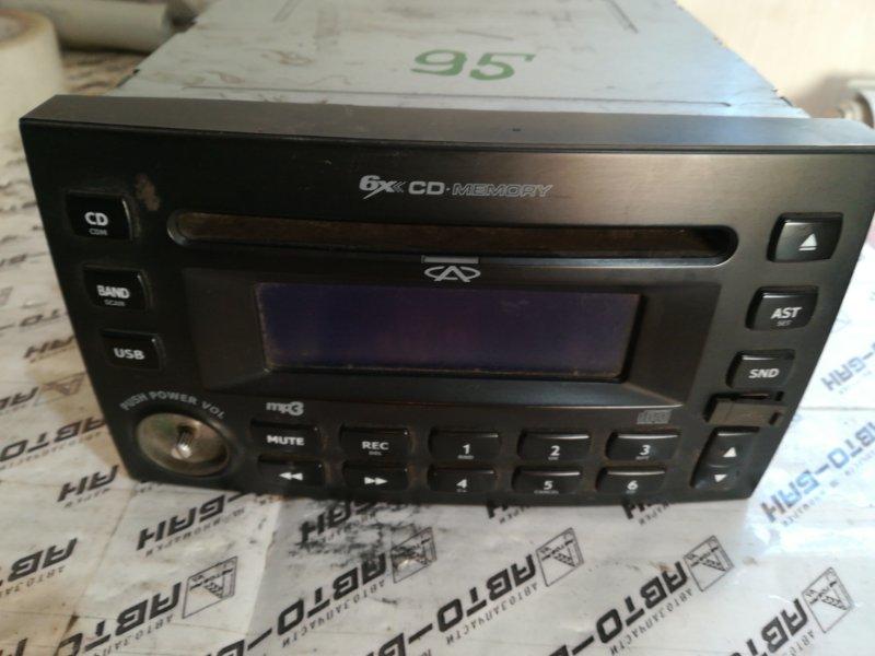 Магнитофон Chery Tiggo T11 SQRE4G16 2012