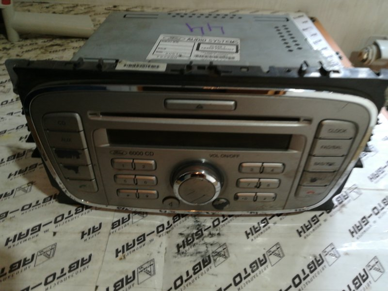 Магнитофон Ford Mondeo Iv BD AOBA 2009