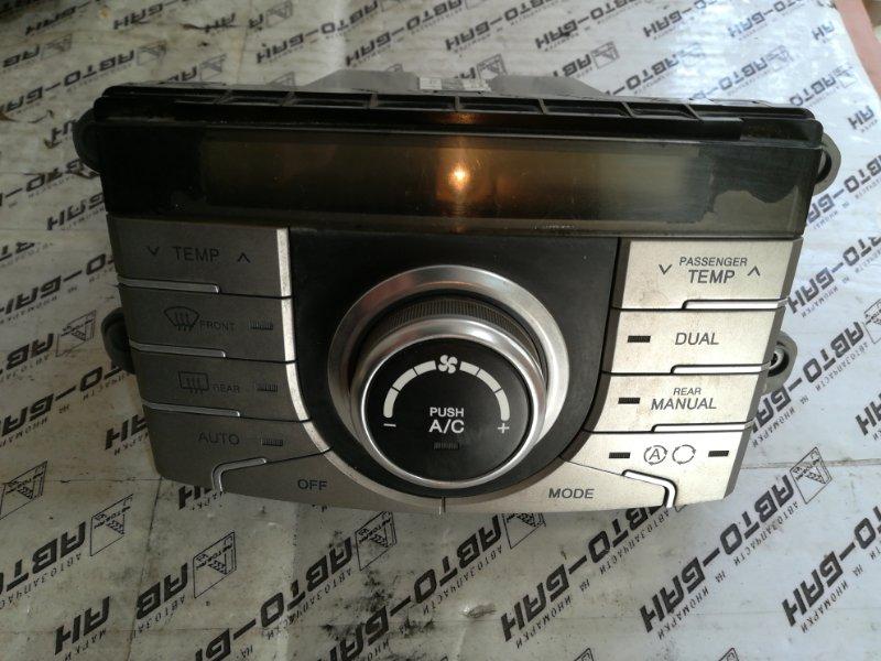 Блок управления климат-контролем Hyundai Ix55 EN G6DA 2009
