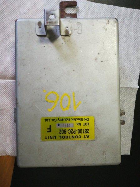 Блок управления акпп Mazda Demio DW3W B3 2001