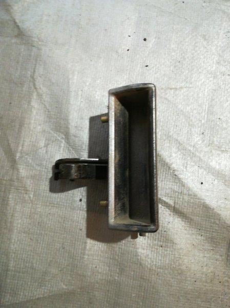 Ручка двери внешняя Honda Fit GD3 2003 задняя
