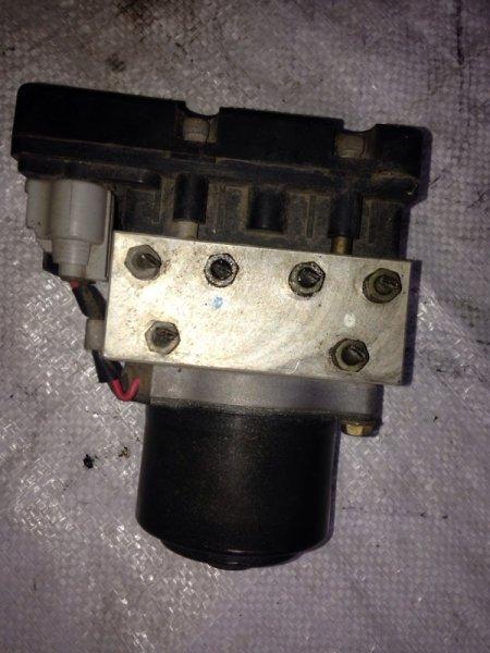 Блок abs Mitsubishi Pajero Io H66W 4G93 1998