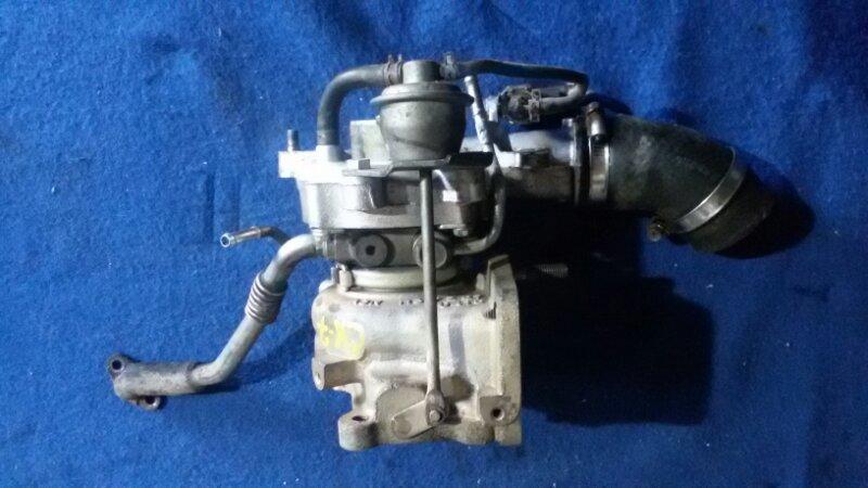 Турбина Mazda Cx-7 ER3P L3-VDT