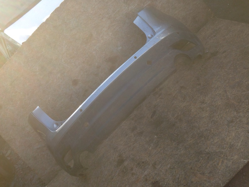 Бампер Mazda Cx-5 задний