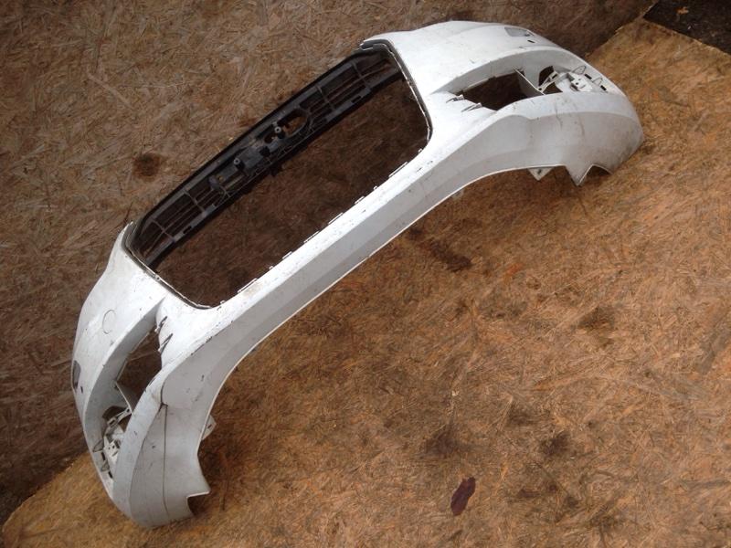 Бампер Audi A6 C7 2012 передний