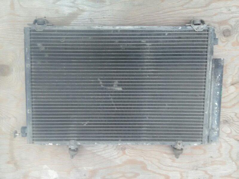 Радиатор кондиционера Toyota Funcargo NCP20 2NZ-FE 2000